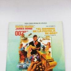 Discos de vinilo: JAMES BOND 007 EL HOMBRE DE LA PISTOLA DE ORO LP. Lote 231612730