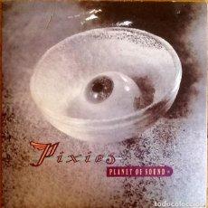 Discos de vinilo: PIXIES : PLANET OF SOUND [UK 1991] 7'. Lote 231629280