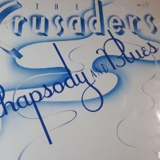 Discos de vinilo: THE CRUSADERS RHAPSODY AND BLUES. Lote 231655150