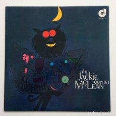 Discos de vinilo: THE JACKIE MCLEAN QUINTET – THE JACKIE MCLEAN QUINTET JAPAN,1971 JUBILEE RECORDS. Lote 231661335