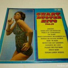 Disques de vinyle: 12 CHART BUSTER HITS VOL 14 SELLO: PYE RECORDS – PCB.15013.. Lote 231668855