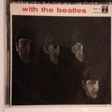 Discos de vinilo: BEATLES - WITH THE BEATLES. Lote 231687625
