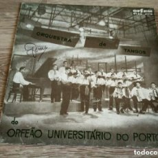 Discos de vinilo: ORQUESTA DE TANGOS - ORFEON UNIVERSITARIO DE OPORTO. Lote 231691125