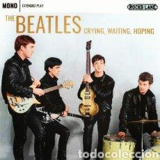 Discos de vinilo: THE BEATLES -CRYING, WAITING, HOPING - SINGLE NUEVO - COLOR AMARILLO. Lote 231714705