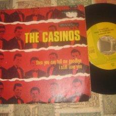 Discos de vinilo: THE CASINOS - THEN YOU CAN TELL ME GOODBYE (TEMPO-1967) OG ESPAÑA. Lote 231722975