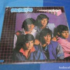 Discos de vinilo: EXPRO LP MENUDO EVOLUCION RICKY MARTIN 1984 PROMO BUEN ESTADO. Lote 231726365