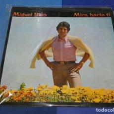 Discos de vinilo: EXPRO LP MIGUEL RIOS MIRA HACIA TI LEVES SEÑALES USO 1969. Lote 231726640