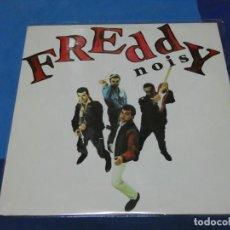 Discos de vinilo: EXPRO LP DEL AÑO 1990 FREDDY NOIS ROCKABILLY BUEN ESTADO. Lote 231729690