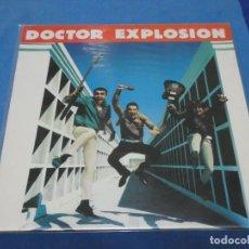 Discos de vinilo: EXPRO LP DOCTOR EXPLOSION VIVIR SIN CIVILIZAR 1992 MUY BUEN ESTADO. Lote 231733270
