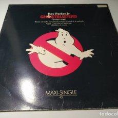 Discos de vinilo: MAXI - RAY PARKER JR. – GHOSTBUSTERS (VERSION LARGA) - F.601460 (VG+ / VG+) SPAIN 1984. Lote 231742040