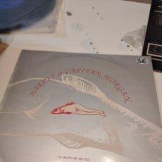 Discos de vinilo: BAL-5 DISCO GRANDE 12 PULGADAS MUSICA HARVEY & CAPITAN MORGAN - EL SUEÑO DE UN PEZ + 2 (MAXI). Lote 231747595