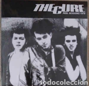 Discos de vinilo: The Cure - Peel Sessions1978. Single nuevo - Foto 2 - 231749705