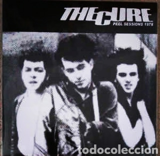THE CURE - PEEL SESSIONS1978. SINGLE NUEVO (Música - Discos - Singles Vinilo - Punk - Hard Core)
