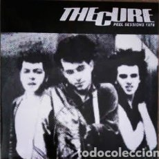 Discos de vinilo: THE CURE - PEEL SESSIONS1978. SINGLE NUEVO. Lote 231749705