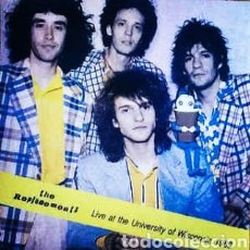 Discos de vinilo: THE REPLACEMENTS ‎– LIVE AT THE UNIVERSITY OF WISCONSIN 1989. SINGLE VINILO NUEVO COLOR AMARILLO. Lote 231754865