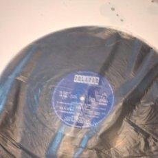 Discos de vinilo: BAL-5 DISCO GRANDE 12 PULGADAS MUSICA SOLO DISCO CANTES GITANOS DE JEREZ ANTONIO MAIRENA. Lote 231761425