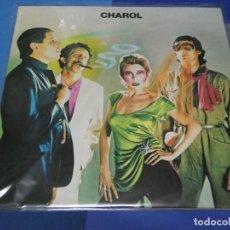 Discos de vinilo: EXPRO LP SYNTH POP CHAROL ESPAÑA 1980 PROMO WHITE LABEL UNA LINEA FINA LARGA EN UNA CARA. Lote 231778335