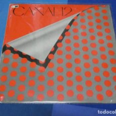 Discos de vinilo: EXPRO LP CANAL 12 PDI MOVIDA 1986 BUEN ESTADO. Lote 231779765