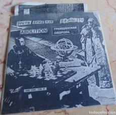 Discos de vinilo: VARIOS – PANX VINYL ZINE 06 - EP 6 TEMAS + FANZINE. Lote 231807250