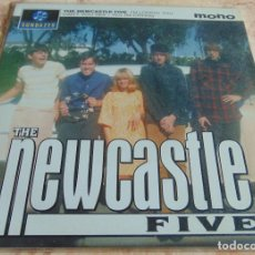 Discos de vinil: THE NEWCASTLE FIVE – I'M LOSING YOU + 2 - EP SUNDAZED 1997 - VINILO TRANSPARENTE. Lote 231808630