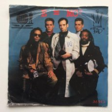 Discos de vinilo: BIG AUDIO DYNAMITE – E = MC² / THIS IS BIG AUDIO DYNAMITE UK,1986. Lote 231817045