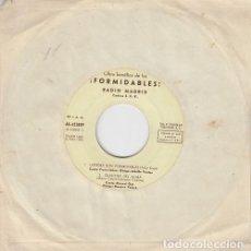 Discos de vinilo: MANOLO GAS ANTONIO ARETA TITO MORA CANTAN USTEDES SON FORMIDABLES EP VINILO PROMO CADENA SER. Lote 231818330