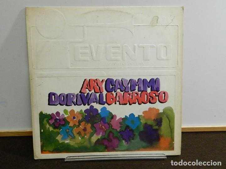 DISCO VINILO LP. ARY BARROSO, DORIVAL CAYMMI – ARY CAYMMI DORIVAL BARROSO. 33 RPM. (Música - Discos - LP Vinilo - Grupos y Solistas de latinoamérica)