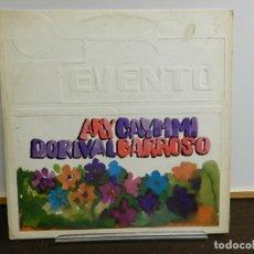 Discos de vinilo: DISCO VINILO LP. ARY BARROSO, DORIVAL CAYMMI – ARY CAYMMI DORIVAL BARROSO. 33 RPM.. Lote 231839100