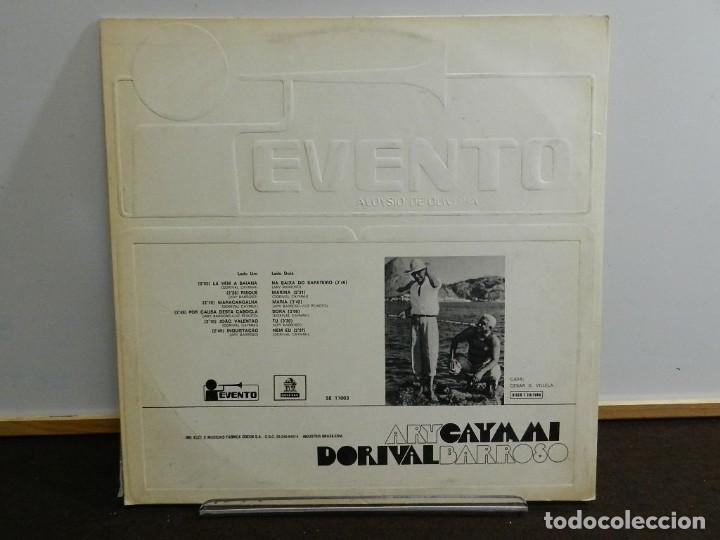 Discos de vinilo: DISCO VINILO LP. Ary Barroso, Dorival Caymmi – Ary Caymmi Dorival Barroso. 33 RPM. - Foto 2 - 231839100