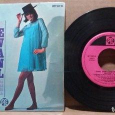 Discos de vinilo: SANDIE SHAW CANTA EN ESPAÑOL / MARIONETAS EN LA CUERDA + 3 / EP 7 INCH. Lote 231869190