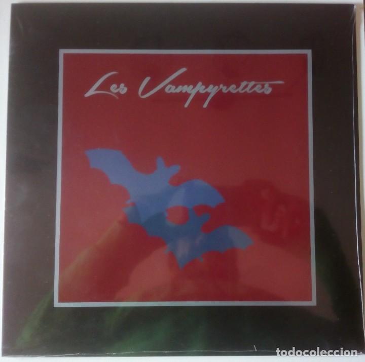 LES VAMPYRETTES...LES VAMPYRETTES.(GRÖNLAND RECORDS 10 DEC 2013) GERMANY (Música - Discos de Vinilo - Maxi Singles - Electrónica, Avantgarde y Experimental)