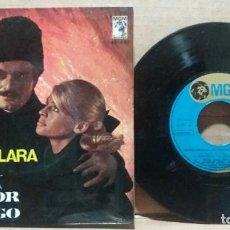 Discos de vinilo: DOCTOR ZHIVAGO / TEMA DE LARA + 3 / EP 7 INCH. Lote 231895240