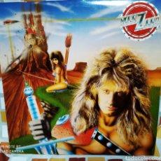 Discos de vinilo: MANZANO - LP VINILO ORIGINAL 1988. HEAVY METAL - BUEN ESTADO. Lote 231901780