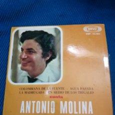 Discos de vinilo: VINILO ANTONIO MOLINA, 1967, SONOPLAY SPB10082. Lote 231909280