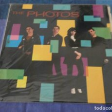 Discos de vinilo: EXPRO LP POWER POP IDEM ESPAÑA 1980 THE PHOTOS BUEN ESTADO. Lote 231912215