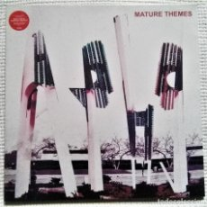 Discos de vinilo: ARIEL PINK'S HAUNTED GRAFFITI - '' MATURE THEMES '' LP + CD USA SEALED. Lote 34951804