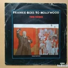 Dischi in vinile: FRANKIE GOES TO HOLLYWOOD - TWO TRIBES (SG) 1984. Lote 231926000