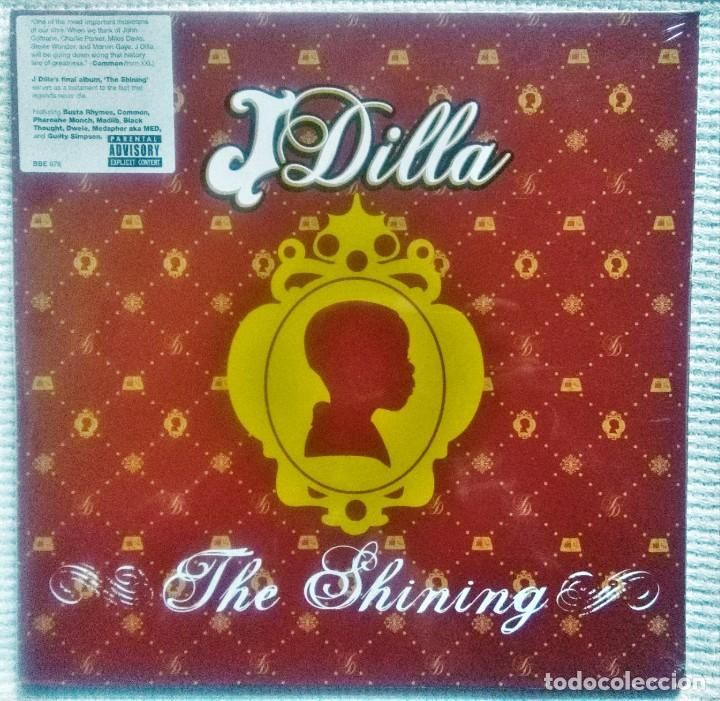 J DILLA - '' THE SHINING '' 2 LP 2006 EU SEALED (Música - Discos - LP Vinilo - Rap / Hip Hop)