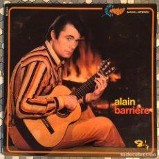 Discos de vinilo: ALAIN BARRIERE, LP. Lote 231947300