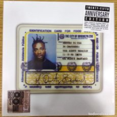 "Discos de vinilo: OL' DIRTY BASTARD · RETURN TO THE 36 CHAMBERS · 7"" BOX · RSD 2020 · NEW & SEALED. Lote 231974070"
