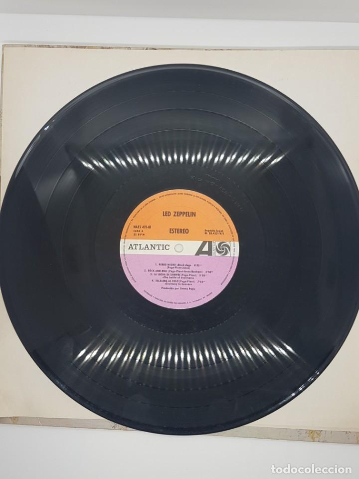 Discos de vinilo: LED ZEPPELIN ZOSO AÑO 1971 OJO EDICION ESPAÑOLA!!!! - Foto 3 - 232025955