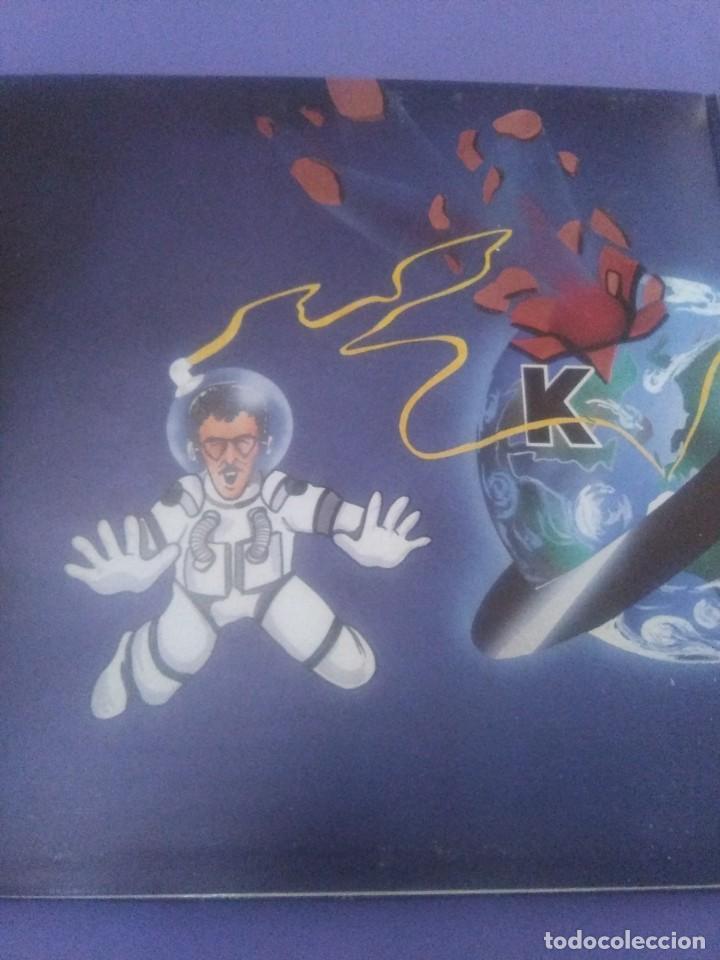 Discos de vinilo: LP.DISC JOCKEY MIX.LET S GO TO THE MIX.1986. EL 1er MEGAMIX EN COLOR - JAVIER USSIA/MIKE PLATINAS. - Foto 4 - 232027605