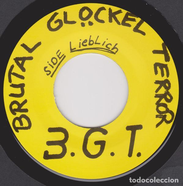 Discos de vinilo: B.G.T. - Brutal Glöckel Terror - 7 [Snoop Records, 1989] Noisecore - Foto 3 - 232036735