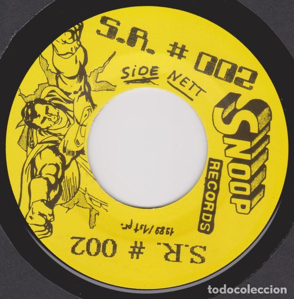 Discos de vinilo: B.G.T. - Brutal Glöckel Terror - 7 [Snoop Records, 1989] Noisecore - Foto 4 - 232036735