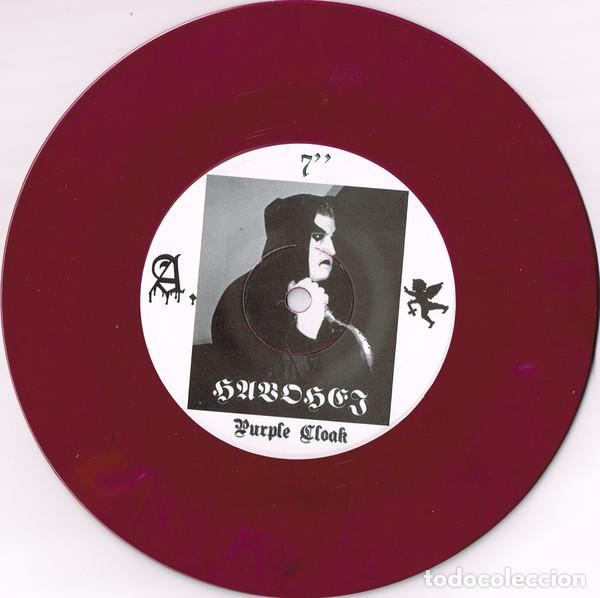 Discos de vinilo: Havohej - Purple Cloak - 7 [Desacration Of God Productions, 2012] Black Metal - Foto 3 - 232038465