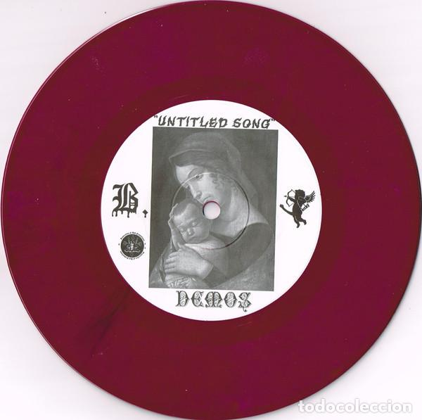 Discos de vinilo: Havohej - Purple Cloak - 7 [Desacration Of God Productions, 2012] Black Metal - Foto 4 - 232038465