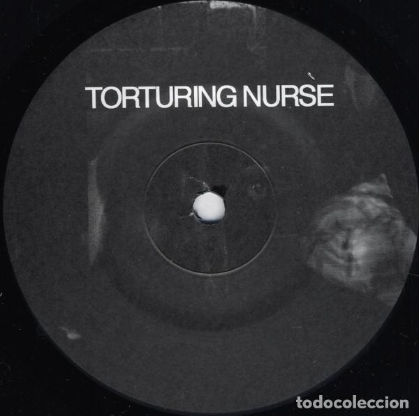 Discos de vinilo: Incapacitants / Torturing Nurse - Father Eggplant/Bomb Fixers - 7 [Viva Angel Edition, 2013] Noise - Foto 3 - 232039485