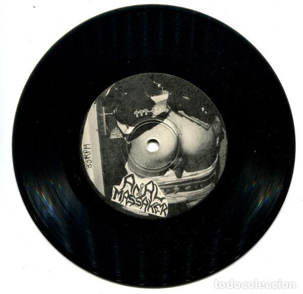 Discos de vinilo: Niku Do Rei / AnalMassaker - Split - 7 [NAT Records, 1998] Noisecore Grindcore - Foto 6 - 232039835
