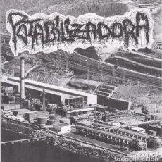 Discos de vinilo: POTABILIZADORA - DEGURMILS REDOMILEBAS 1994 - 7'' [RAGE FOR ALL, 2019 · LIM. 200] NOISECORE. Lote 232040125
