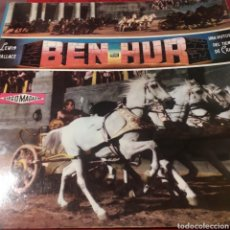 Discos de vinilo: L.P. BEN HUR DISCOMAGAZINE. Lote 232040310